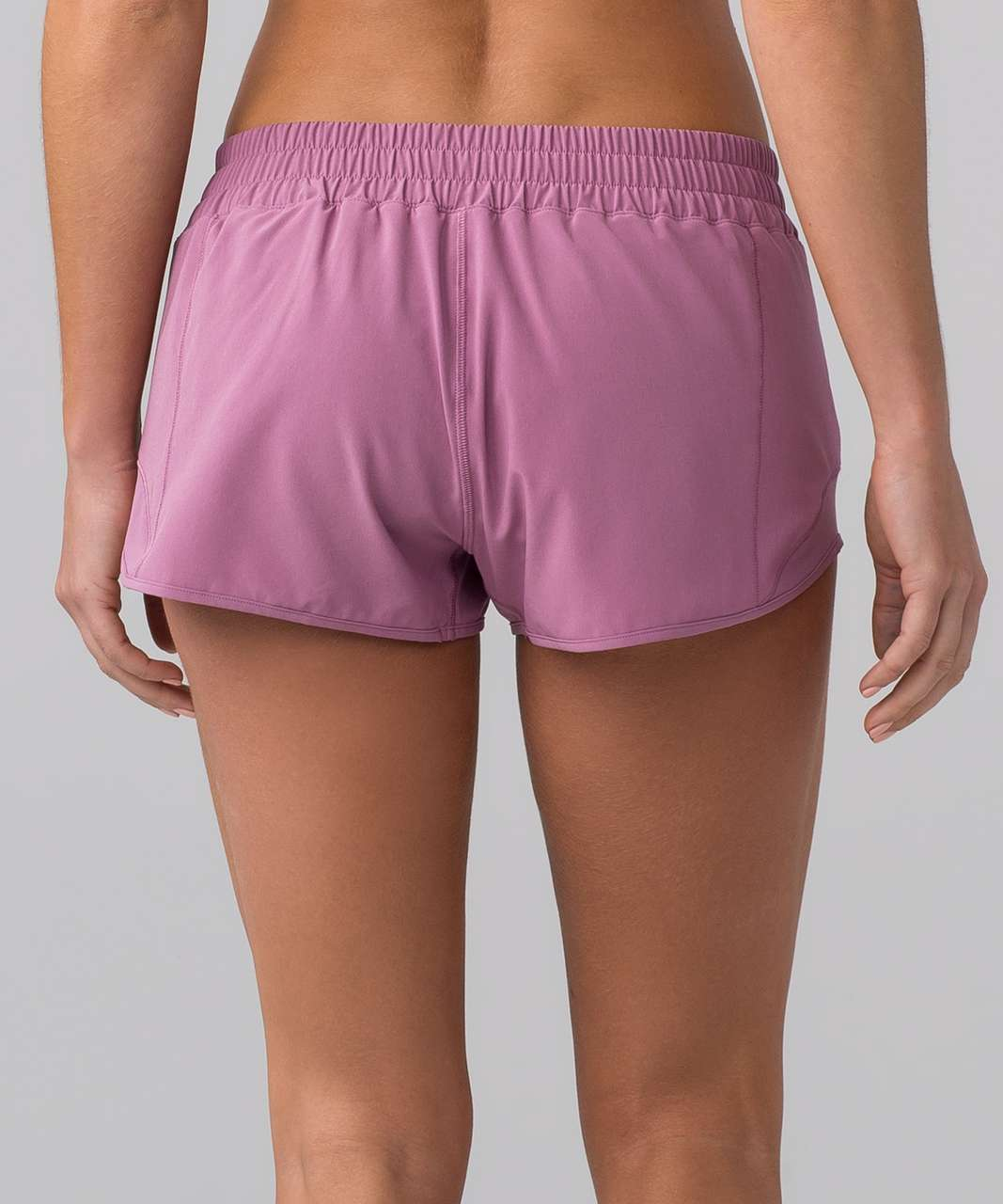 "Lululemon Hotty Hot Short II *2.5"" - Velvet Dust"