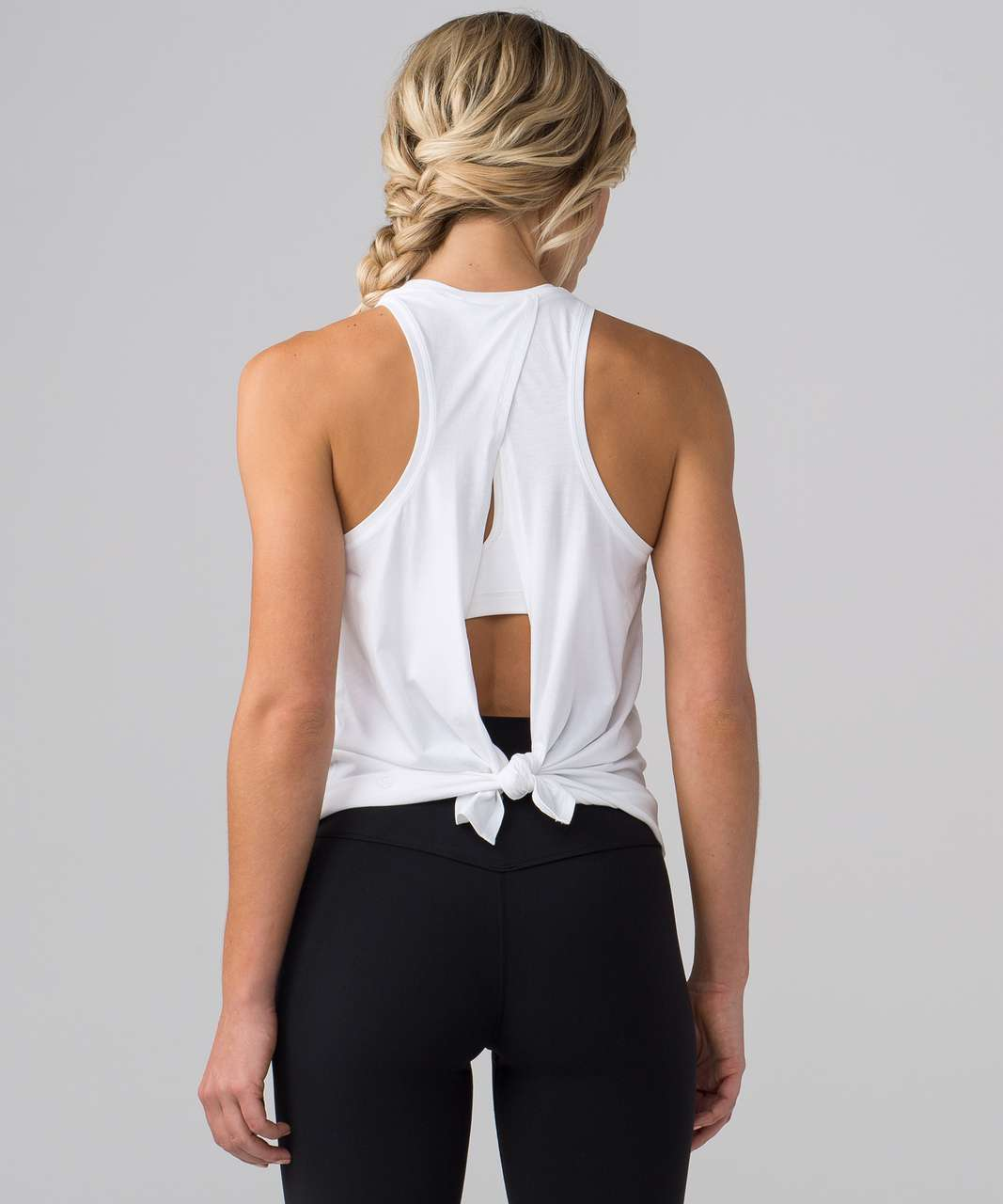 Image result for lululemon tie back tank