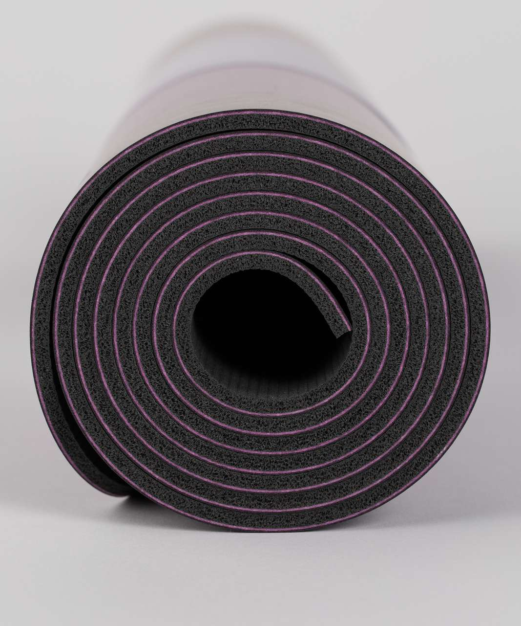 Lululemon The Reversible Mat 5mm - Dark Mystic / Black / Black