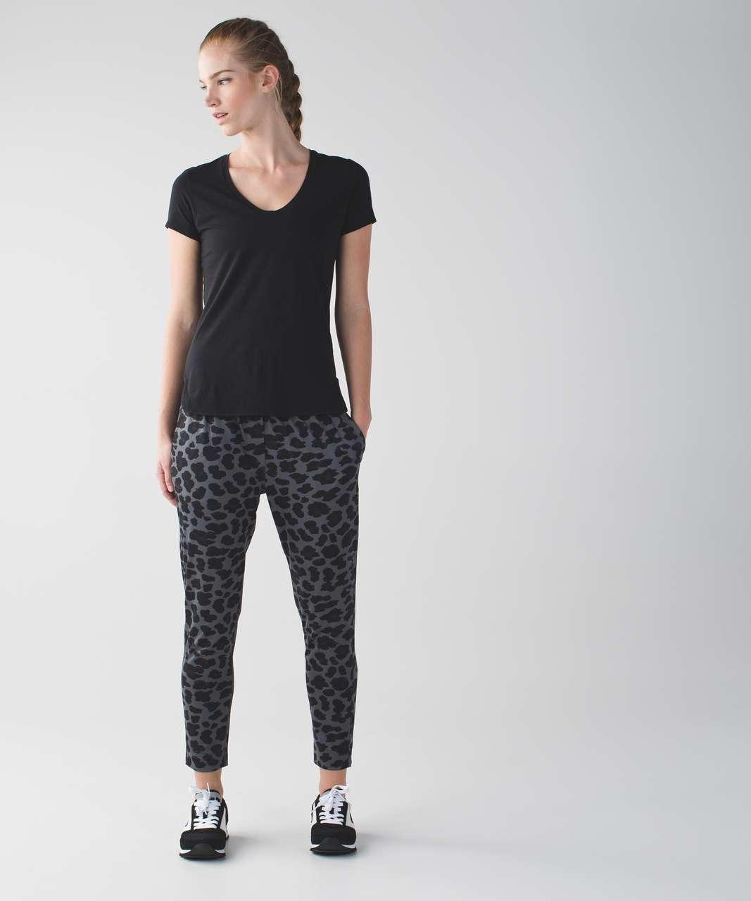 dba2e825 Black Shirt With Cheetah Print Pocket – EDGE Engineering and ...