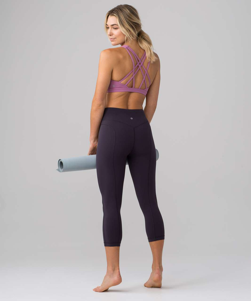 Lululemon Free To Be Serene Bra - Velvet Dust