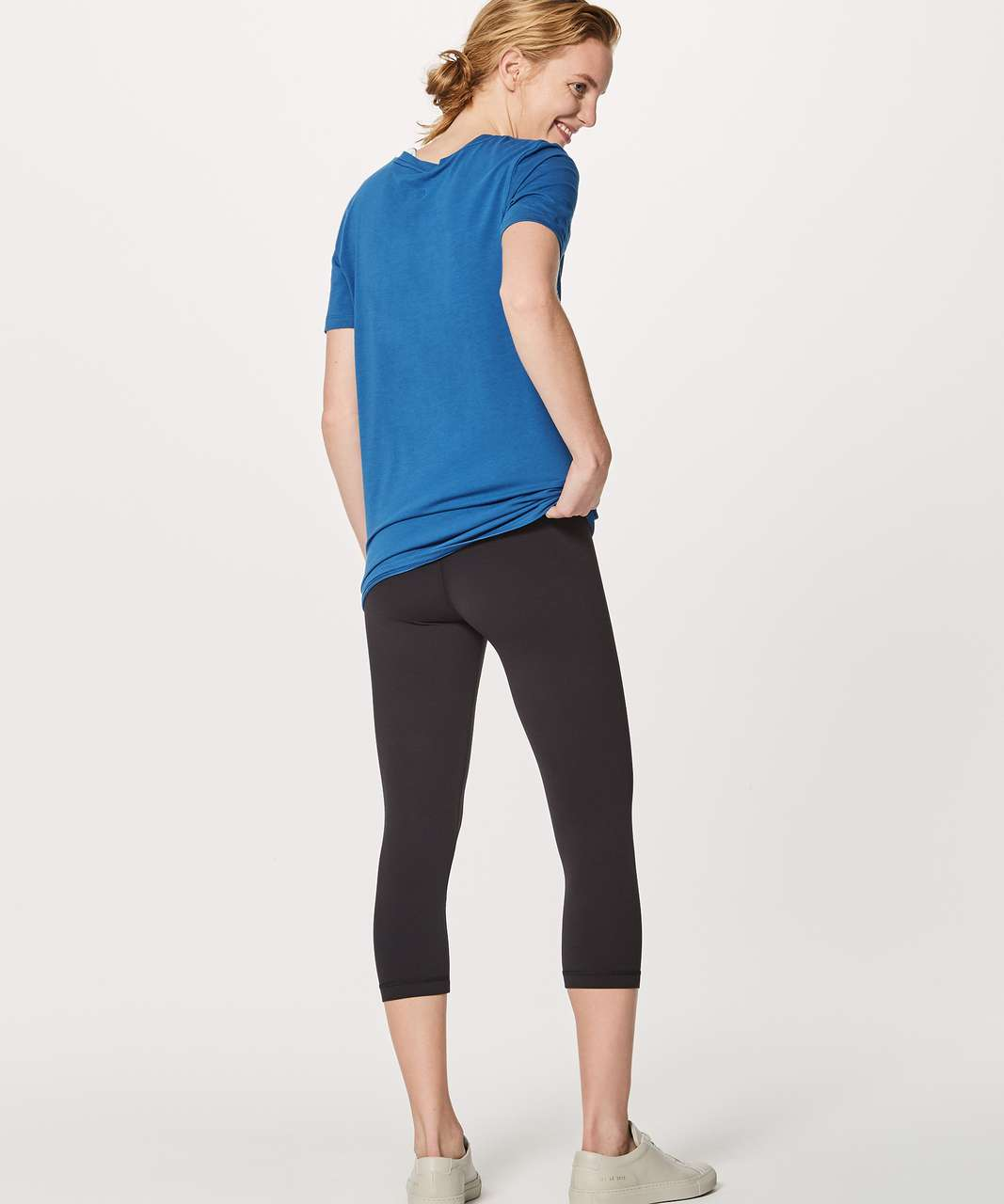 Lululemon Love Tee IV - Royal
