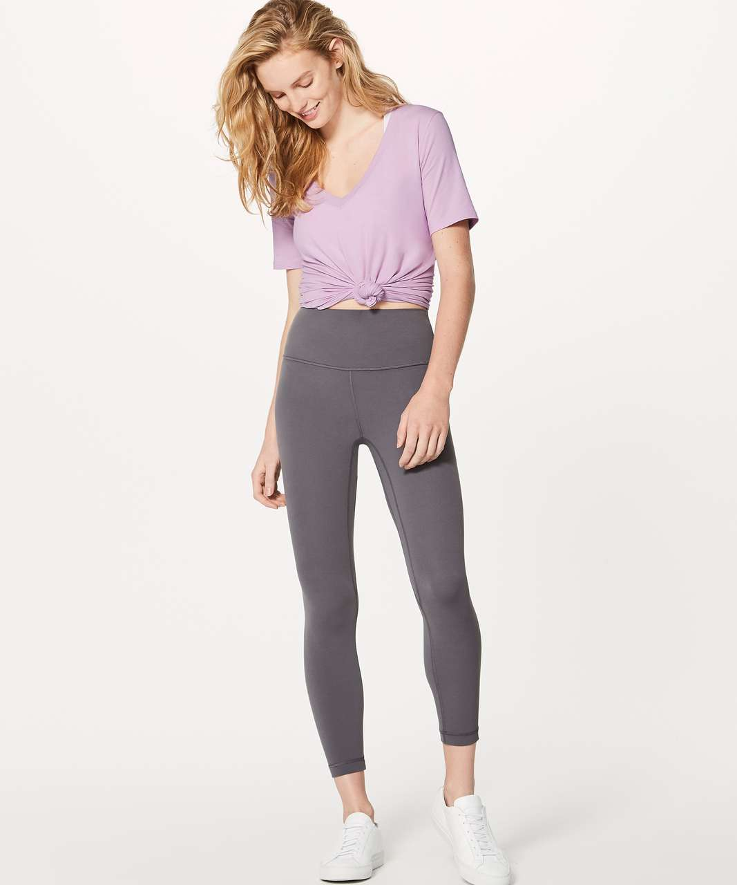Lululemon Love Tee IV - Rose Quartz