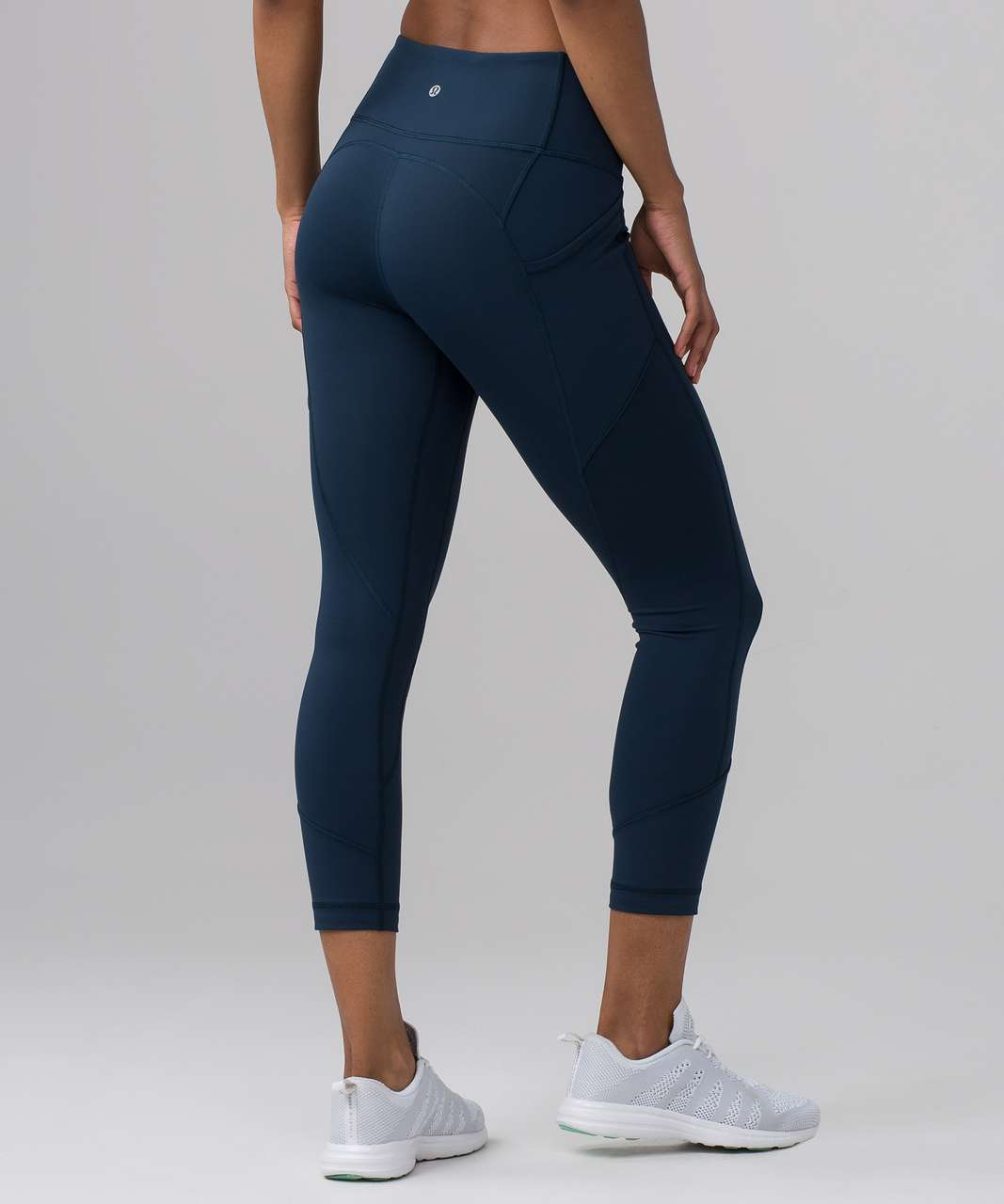 244989bf53 Lululemon All The Right Places Crop II *23