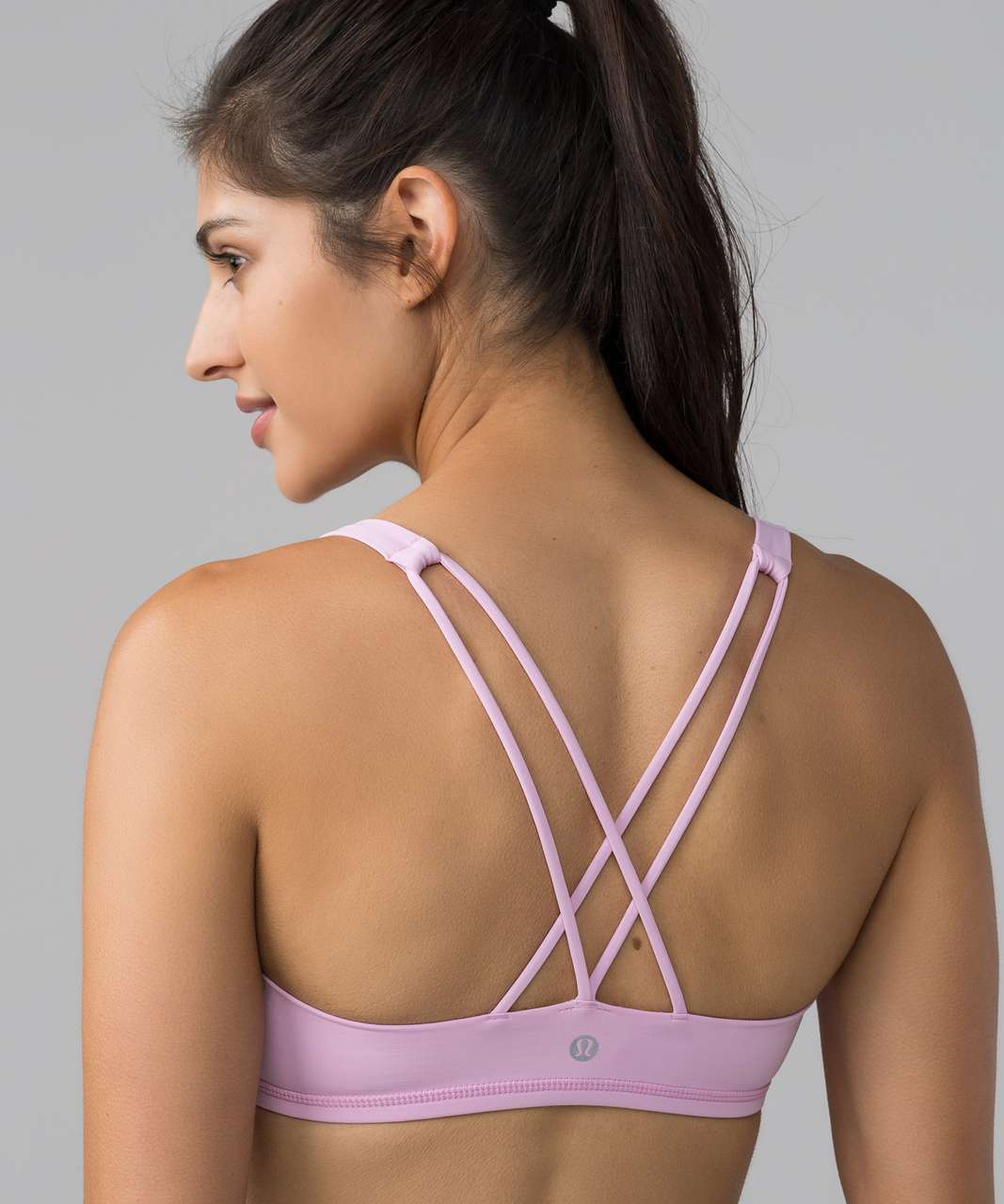 Lululemon Free To Be Bra - Cherry Blossom Pink