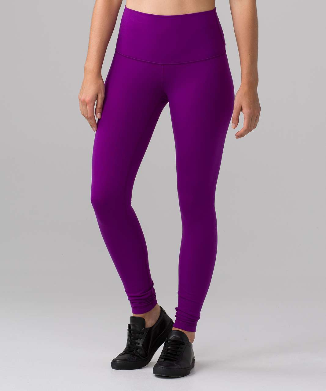 Lululemon Wunder Under Pant III (Brushed) - Tender Violet