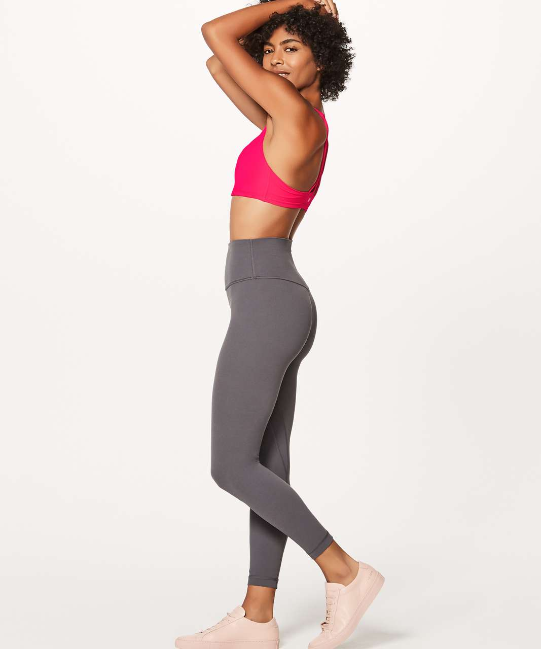 Lululemon Free To Be Bra - Razzle