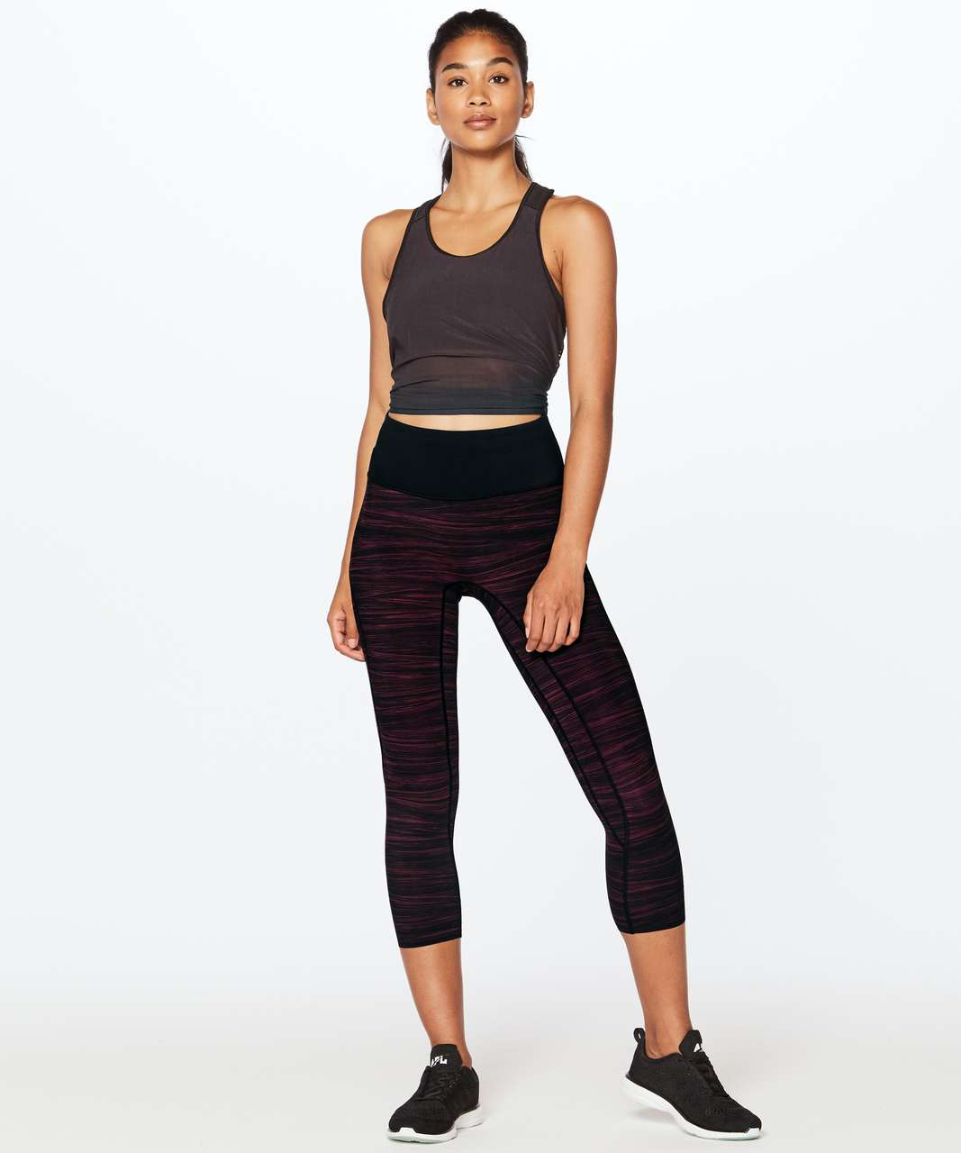 ead95200b0 Lululemon Run The Day Crop (17