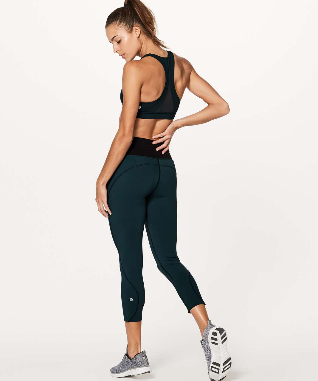 e0767b7164 Lululemon Run The Day Crop (17