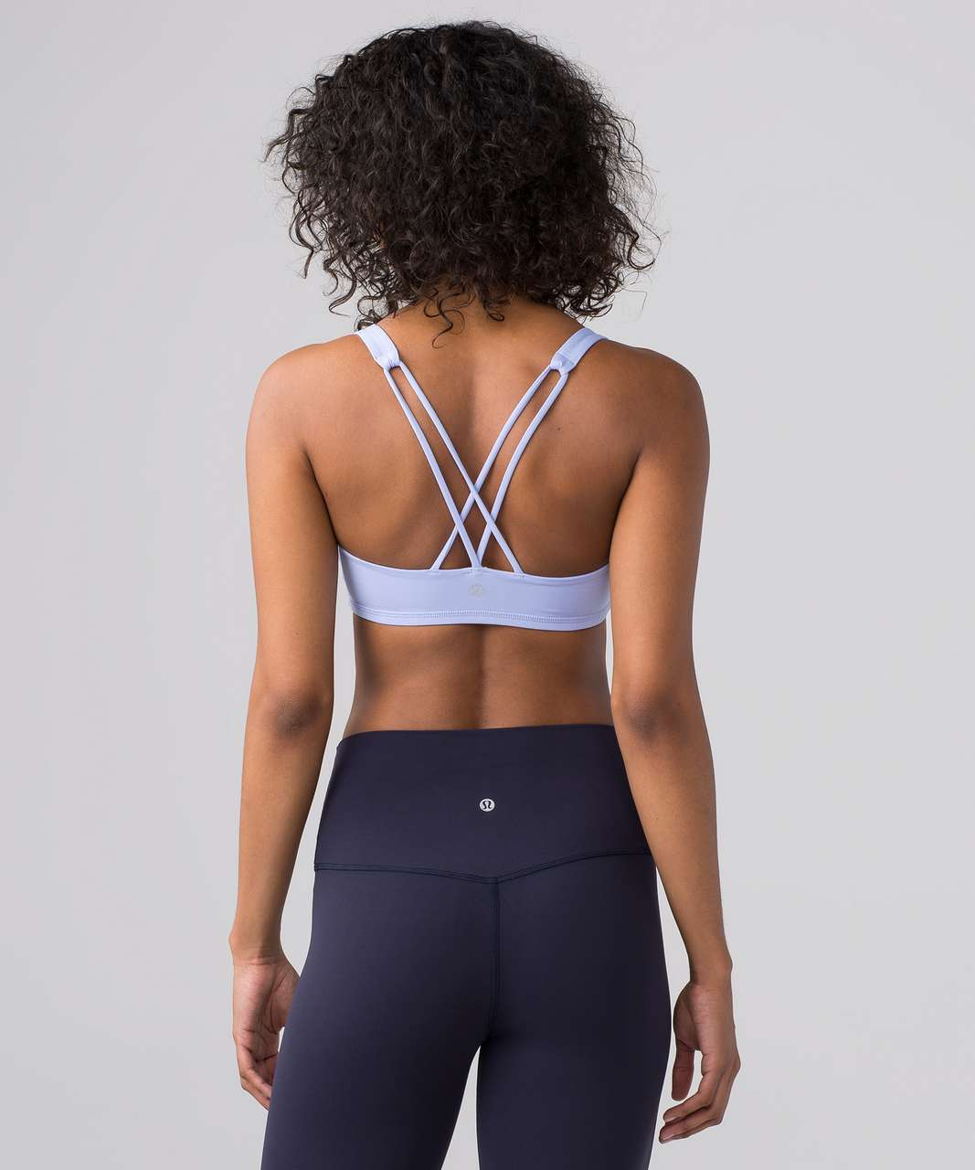 Lululemon Free To Be Bra - Lavender Dusk