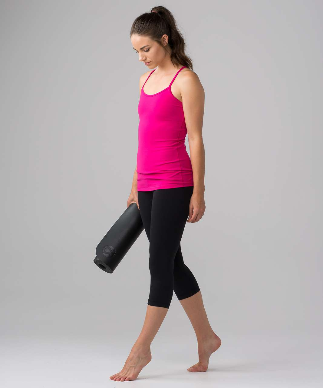 Lululemon Power Y Tank - Jewelled Magenta