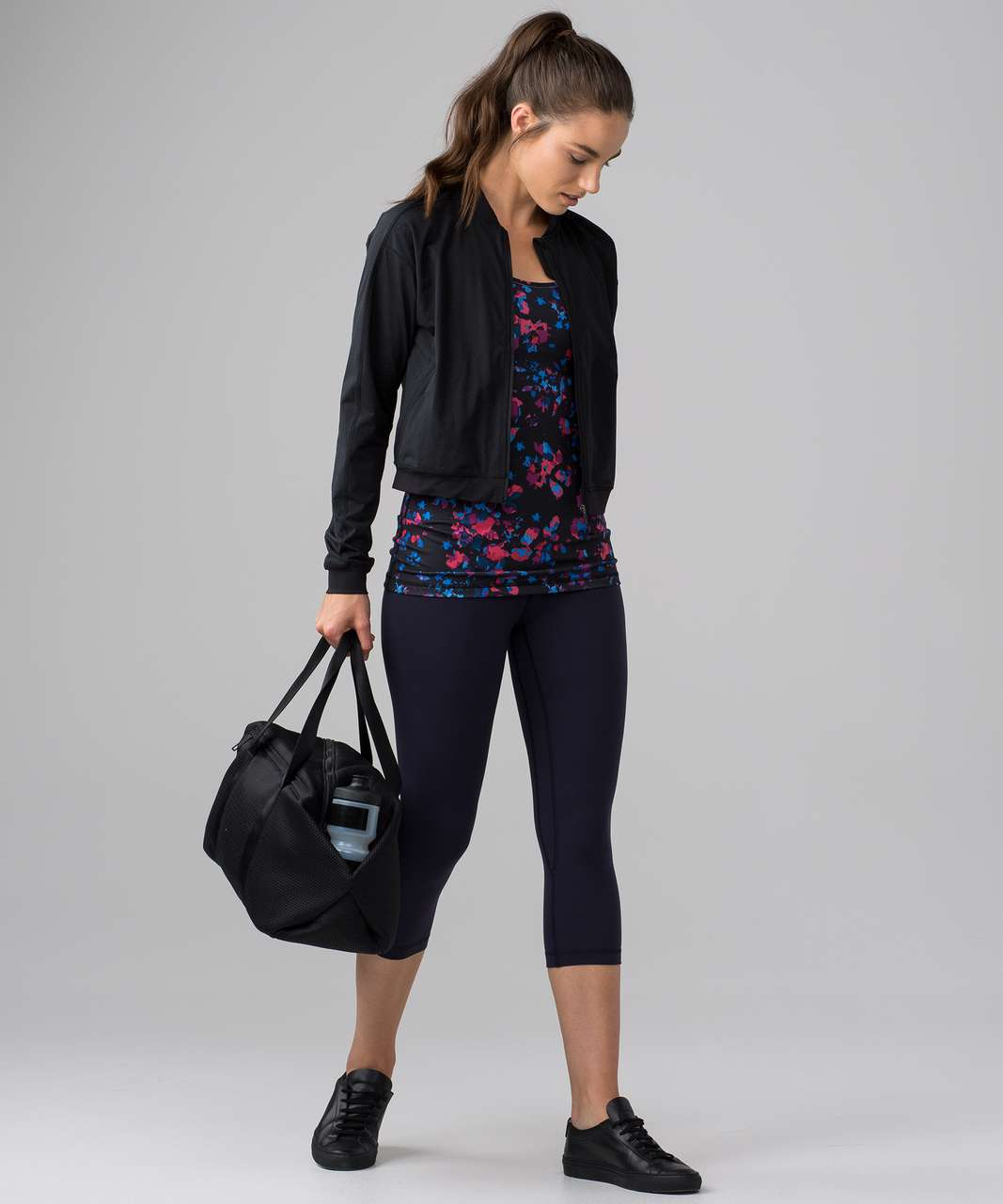 Lululemon Power Y Tank - Dandy Digie Multi