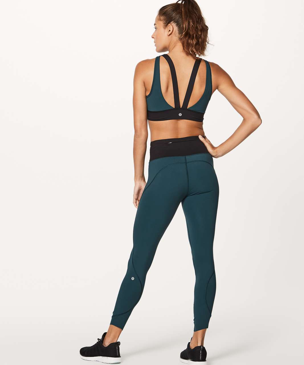 c5c62b5f4e Lululemon Run The Day 7 8 Tight (25