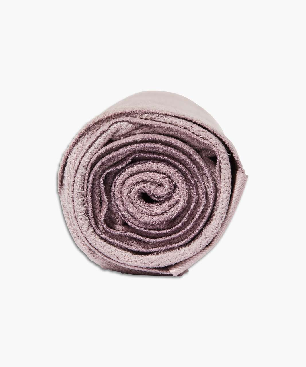Lululemon The (Small) Towel (Taryn Toomey Collection) - Taryn Toomey Towel Porcelain Pink Misty Mauve