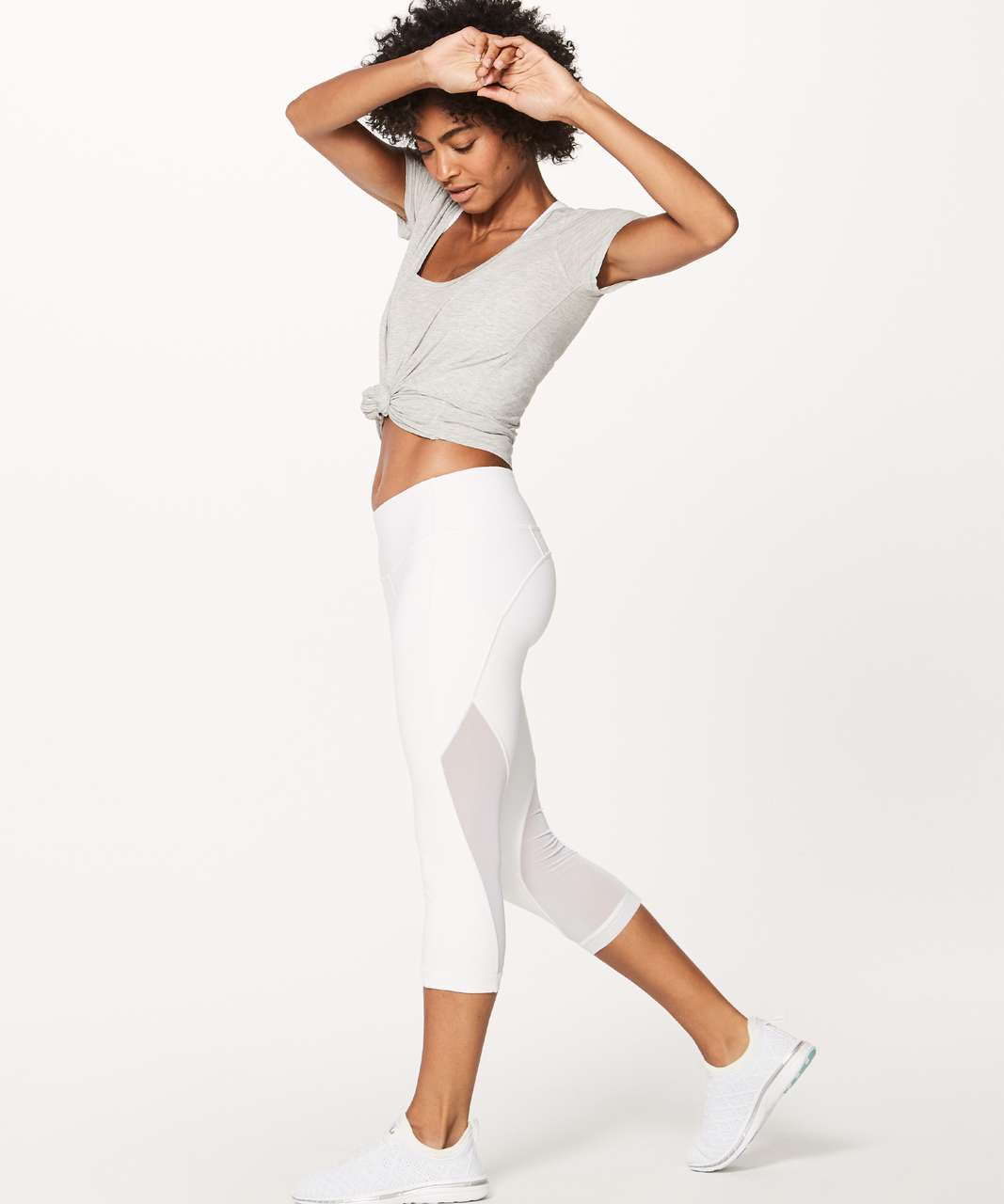 3d2c41b1b1449 Lululemon Sweat Your Heart Out Crop (21