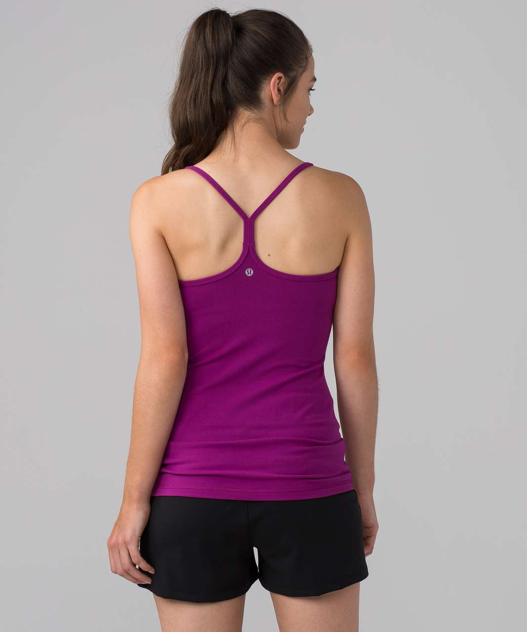 Lululemon Power Y Tank - Regal Plum
