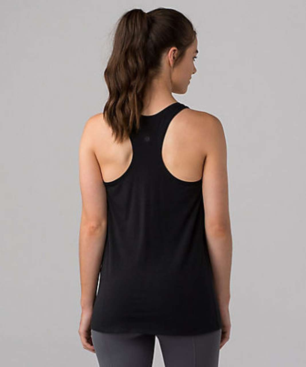 Lululemon Love Tank *Positivity - Black