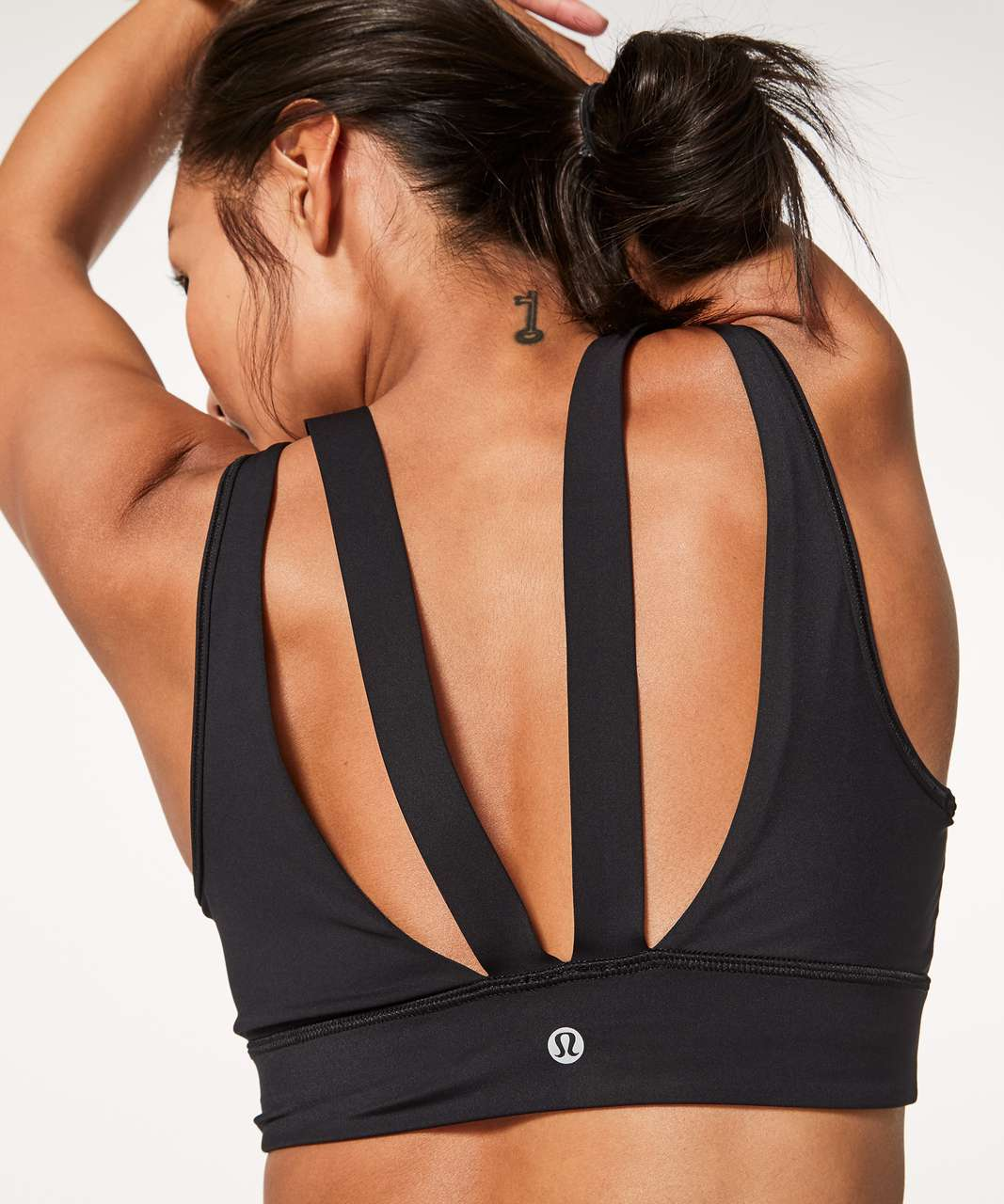 Lululemon Run The Day Bra - Black
