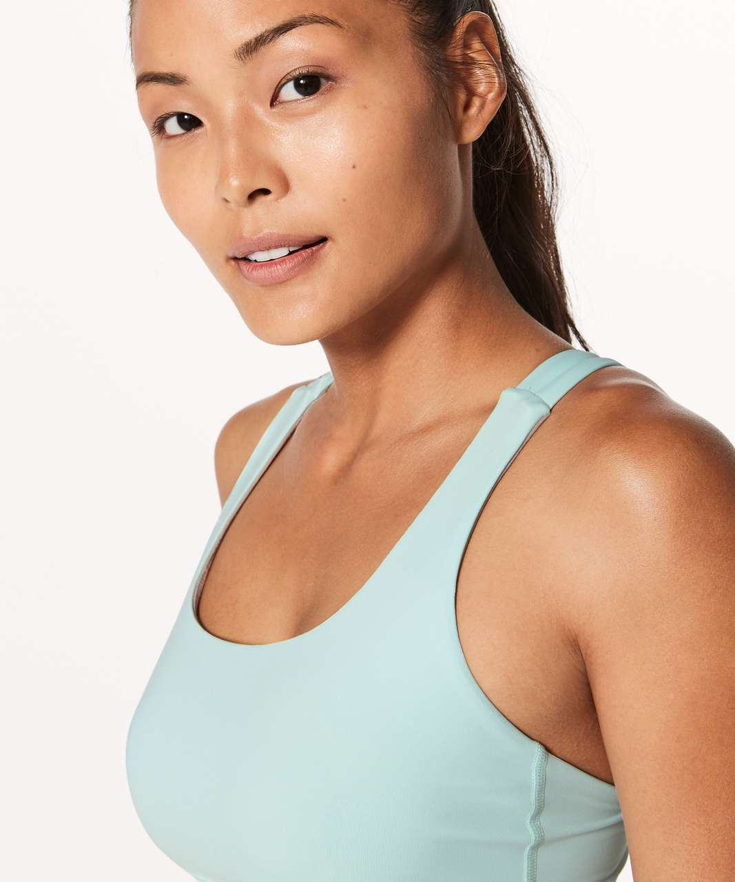 Lululemon Energy Bra - Sea Mist