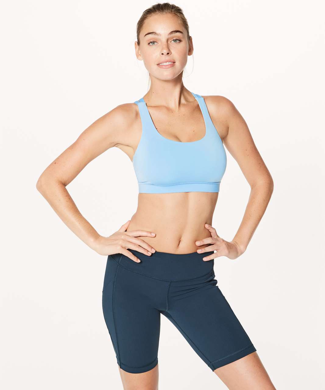 Lululemon Energy Bra - Caspian Blue