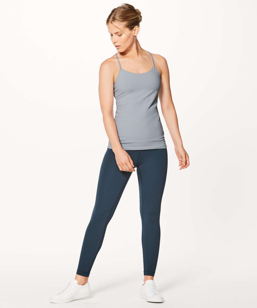 Lululemon Power Pose Tank - Hail