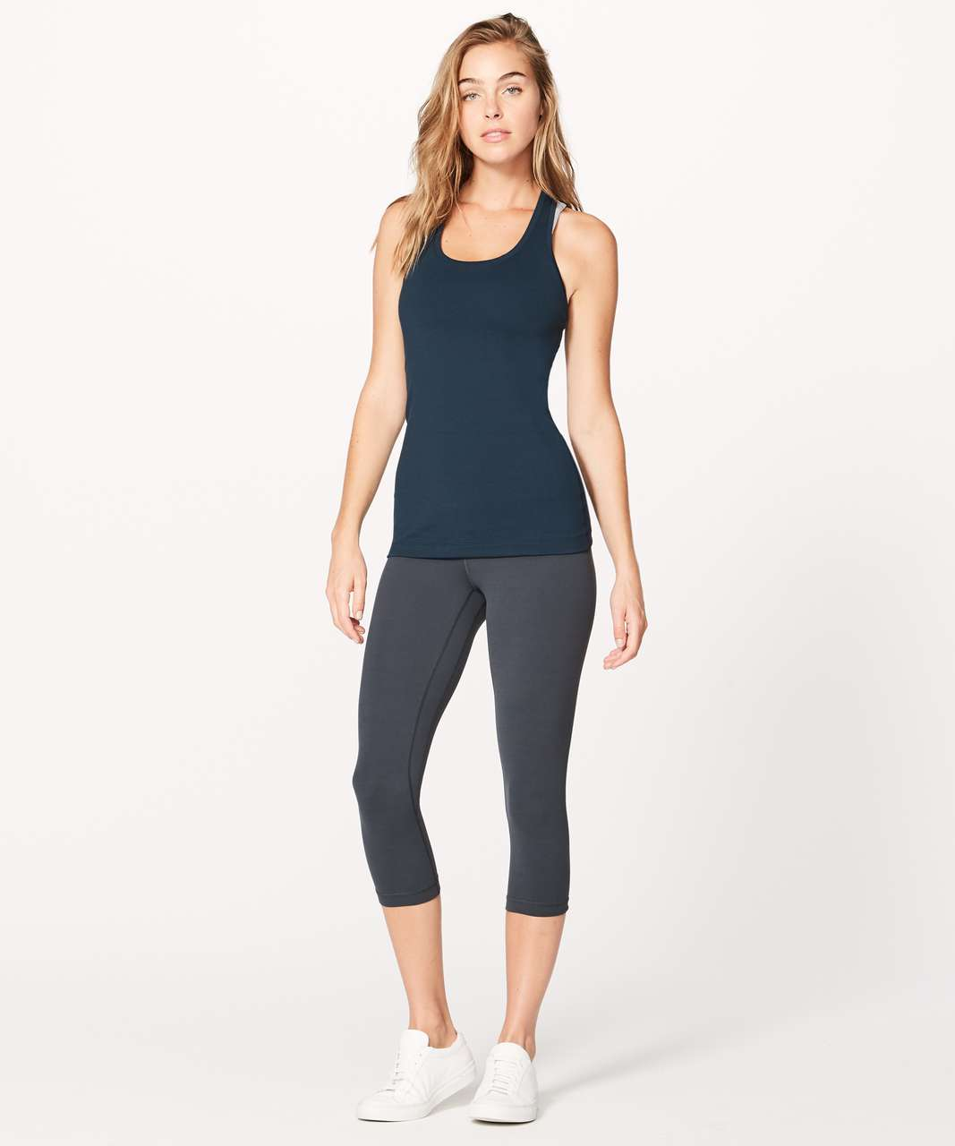 Lululemon Cool Racerback II - Jaded
