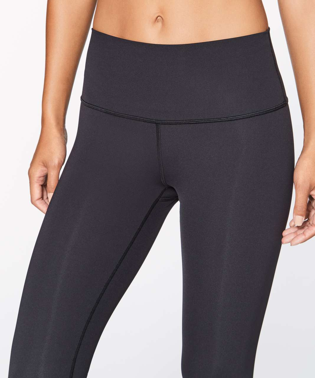 "Lululemon Wunder Under Hi-Rise 7/8 Tight *Full-On Luxtreme 25"" - Black"
