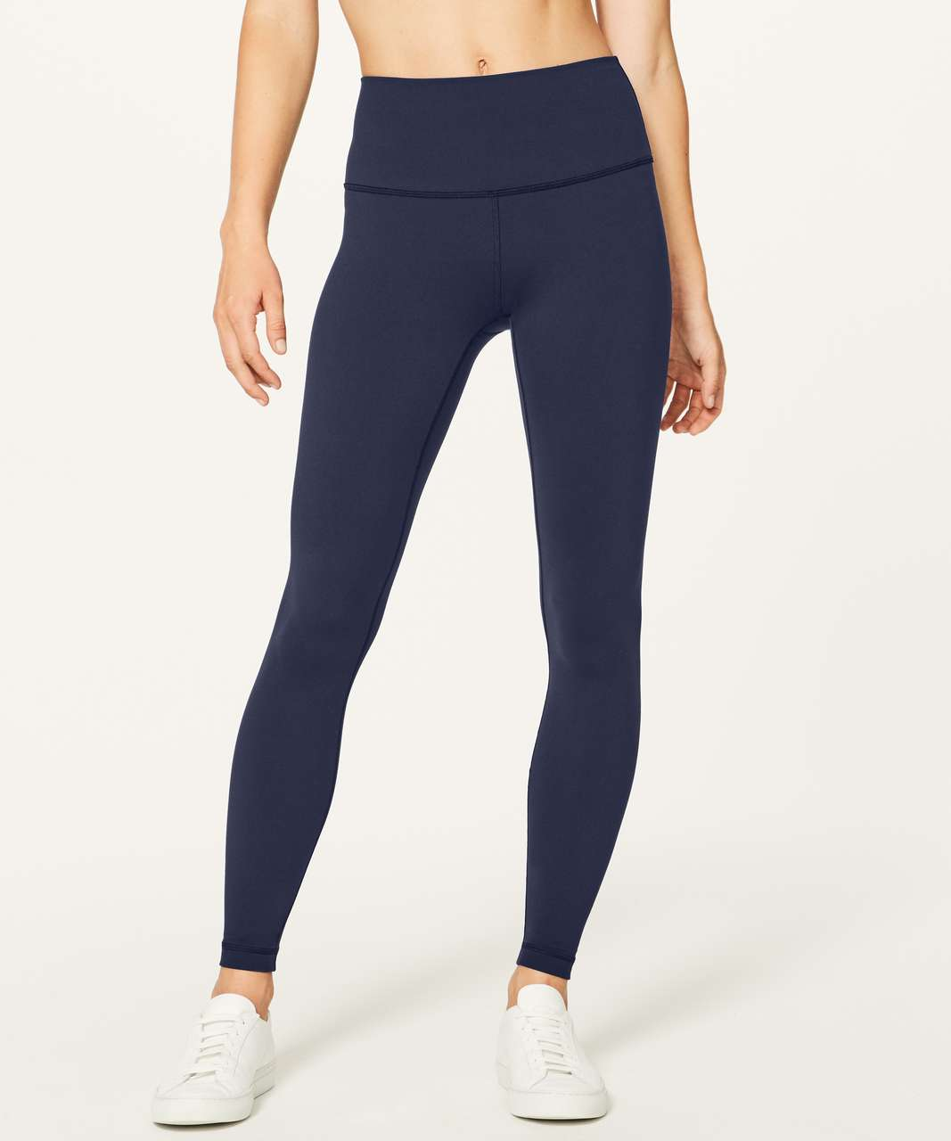 "Lululemon Wunder Under Hi-Rise Tight (Full-On Luon 28"") - Midnight Navy"