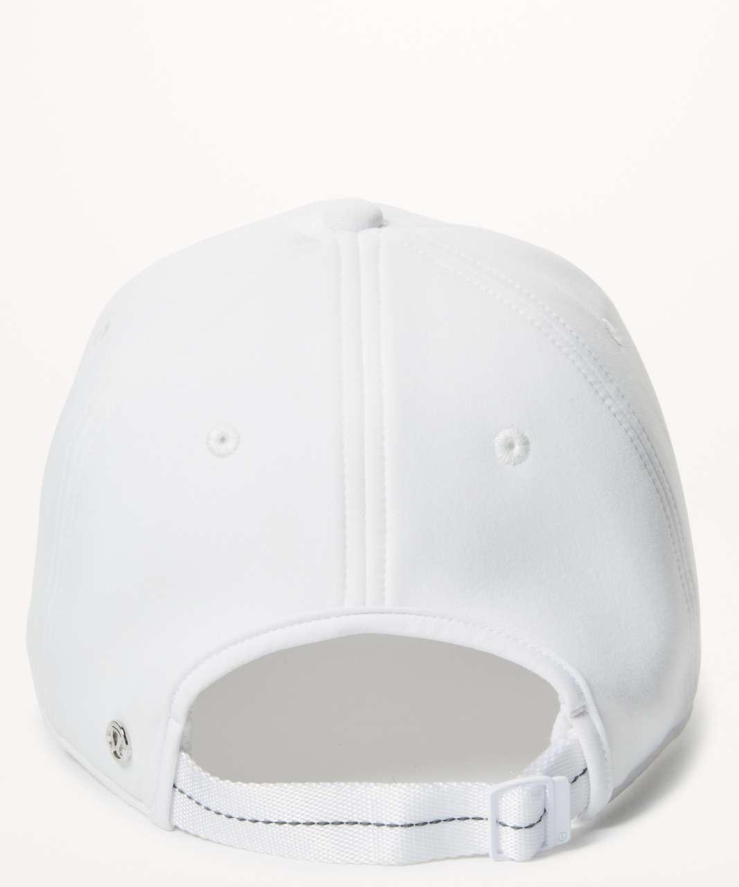 Lululemon Baller Hat - White (First Release)