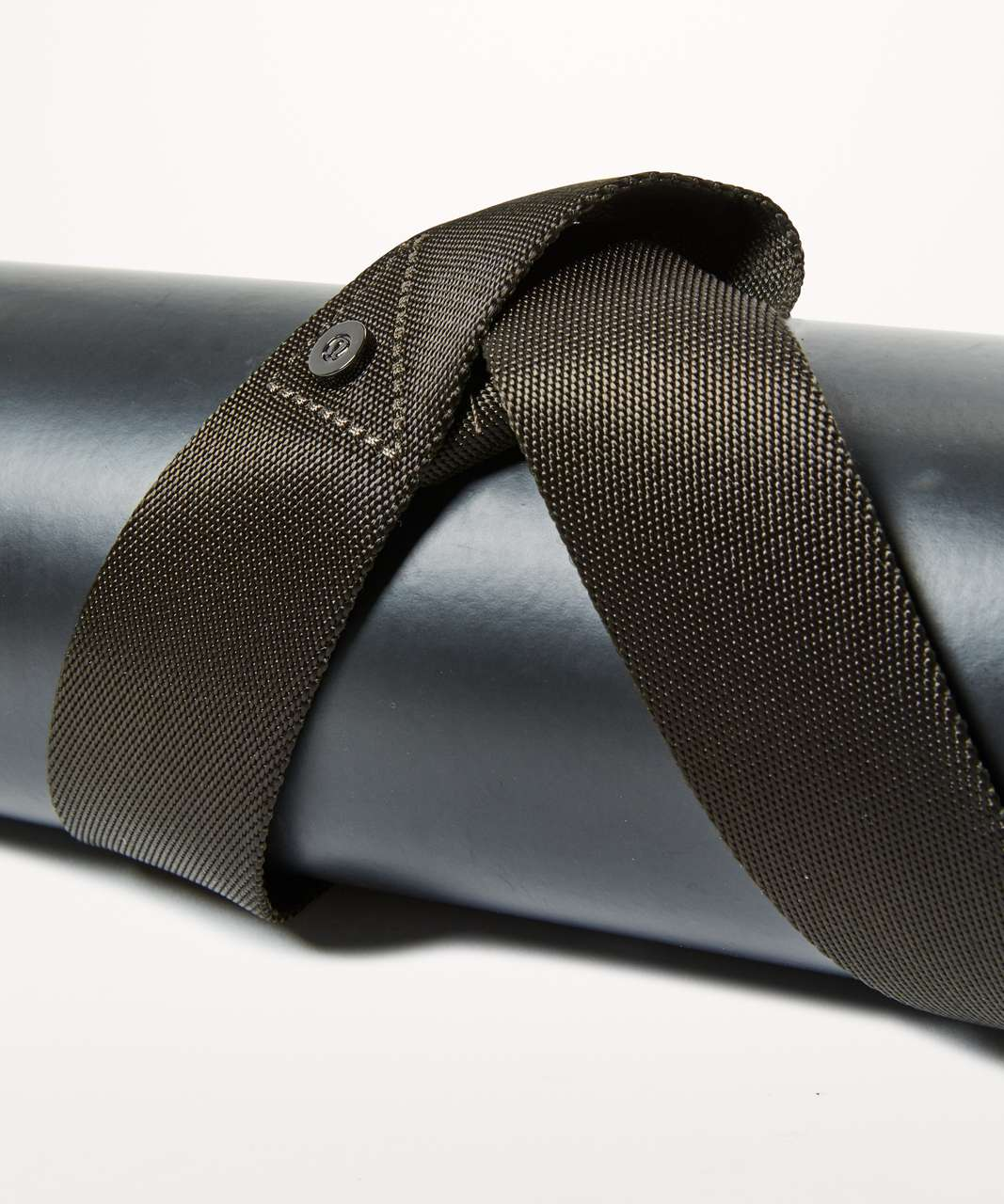 Lululemon Loop It Up Mat Strap - Dark Olive / Dark Olive