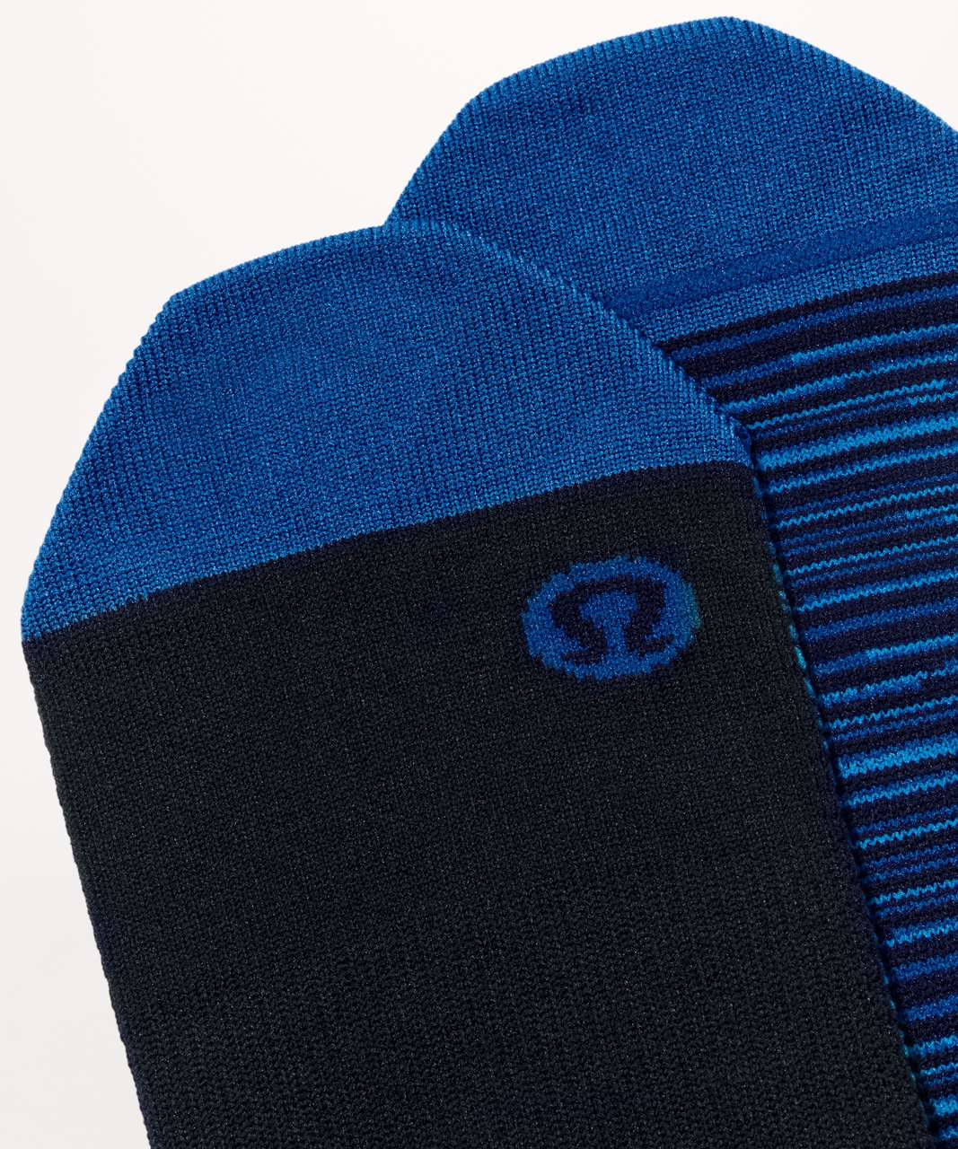 Lululemon Play All Day Sock - Dark Royal / Black