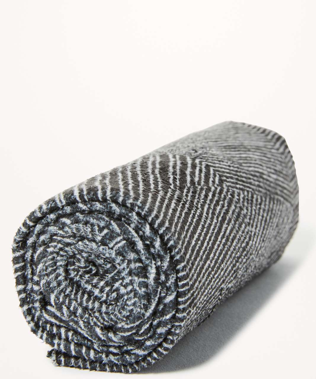 Lululemon The (Small) Towel - Etch Maxi Ice Grey Black