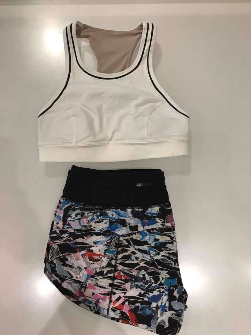 "Lululemon Speed Up Short *2.5"" - Culture Clash Multi Black / Black"