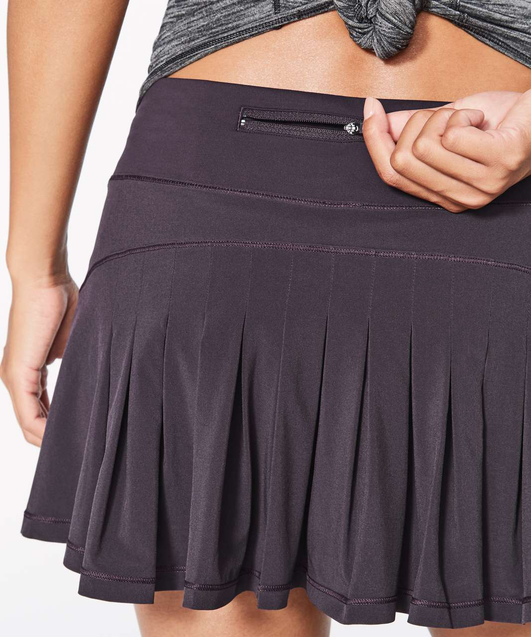 """Lululemon Circuit Breaker Skirt II (Regular) (13"""") - Pelt"""