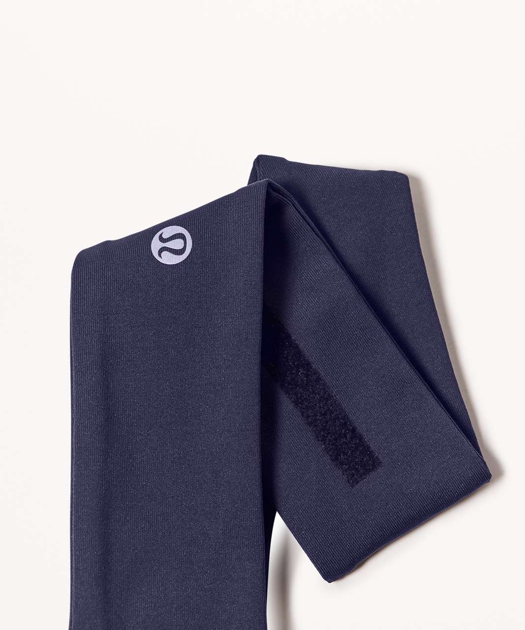 Lululemon Fly Away Tamer Headband II *Luxtreme - Midnight Navy