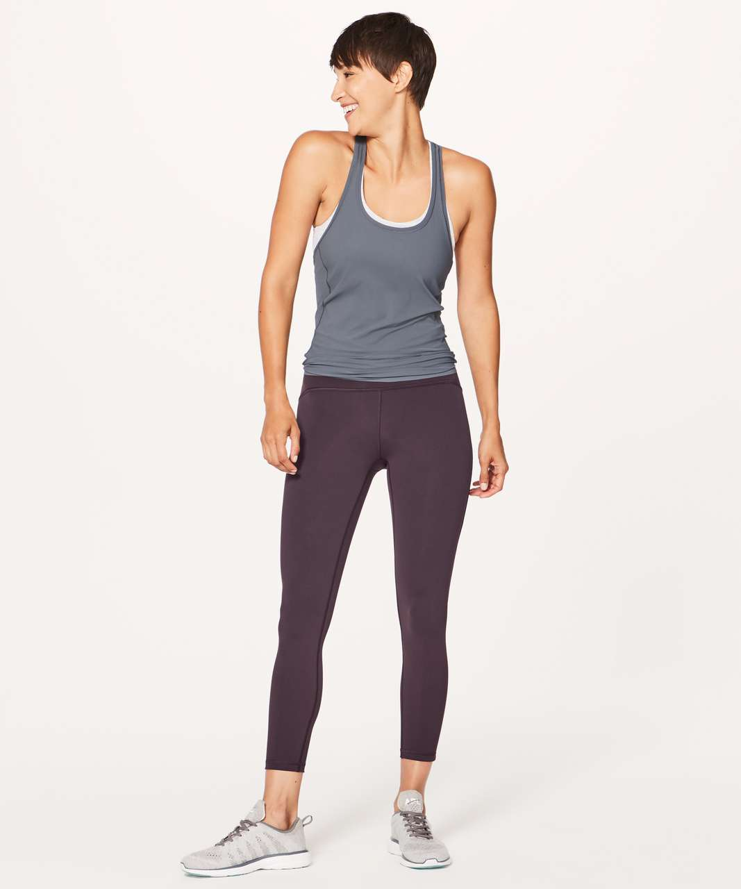 "Lululemon Train Times 7/8 Pant *25"" - Pelt"
