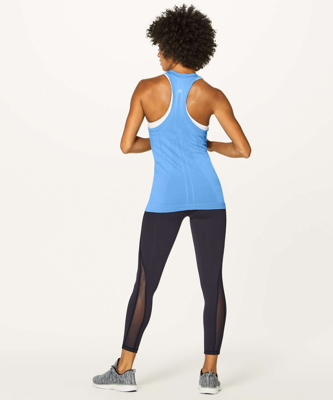 Lululemon Swiftly Tech Racerback - Aero Blue / Aero Blue