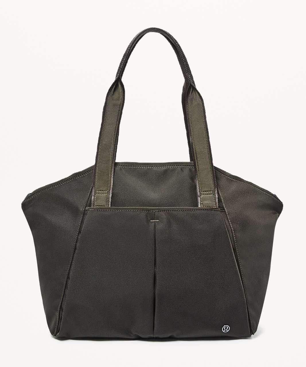Lululemon Free To Be Bag - Dark Olive