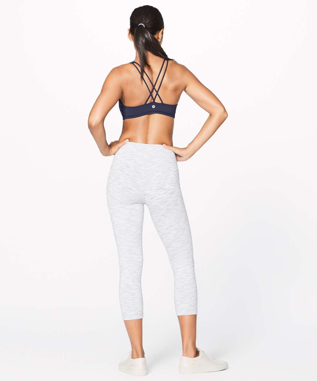 Lululemon Free To Be Bra - Midnight Navy