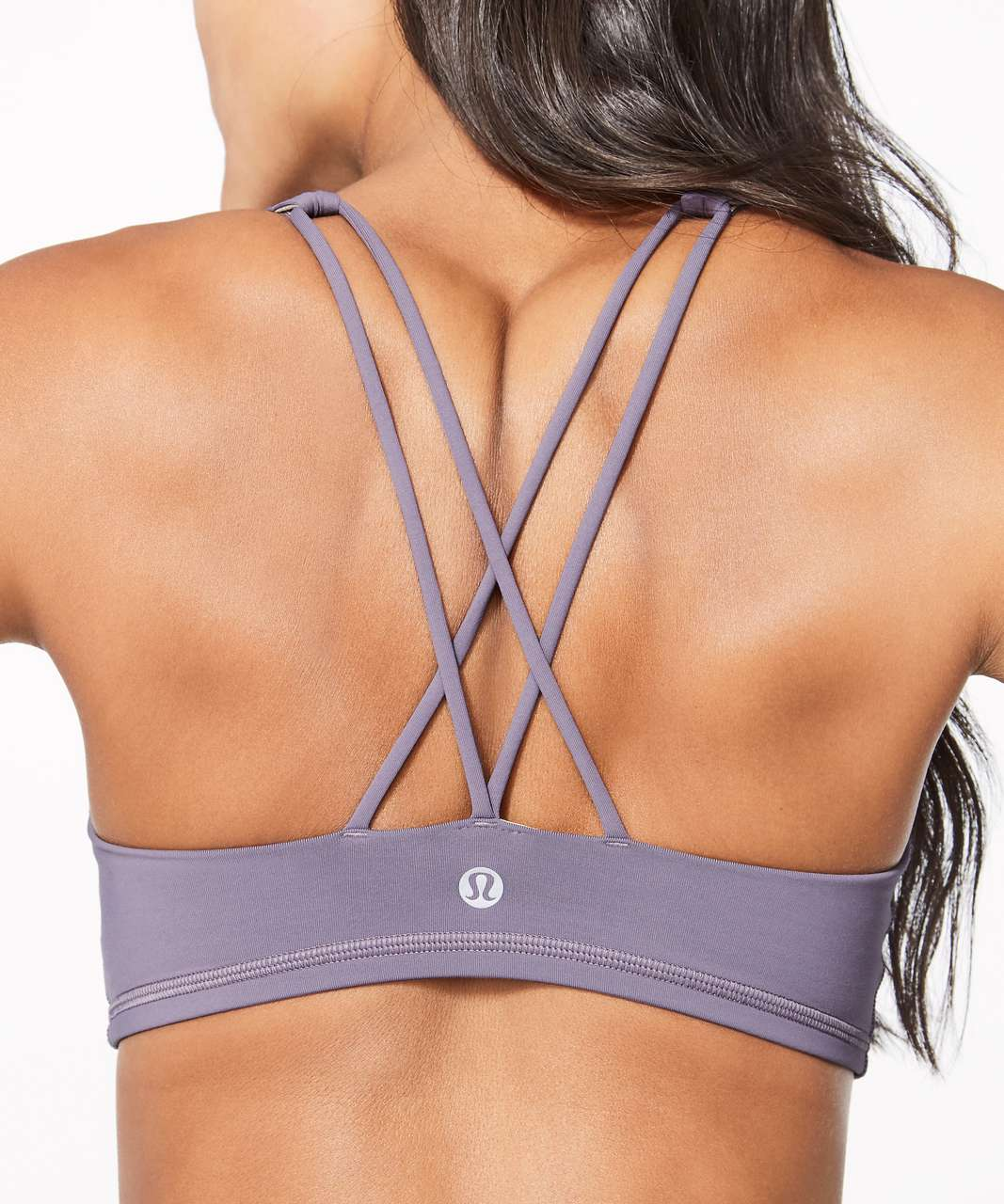 Lululemon Free To Be Bra - Dusky Lavender