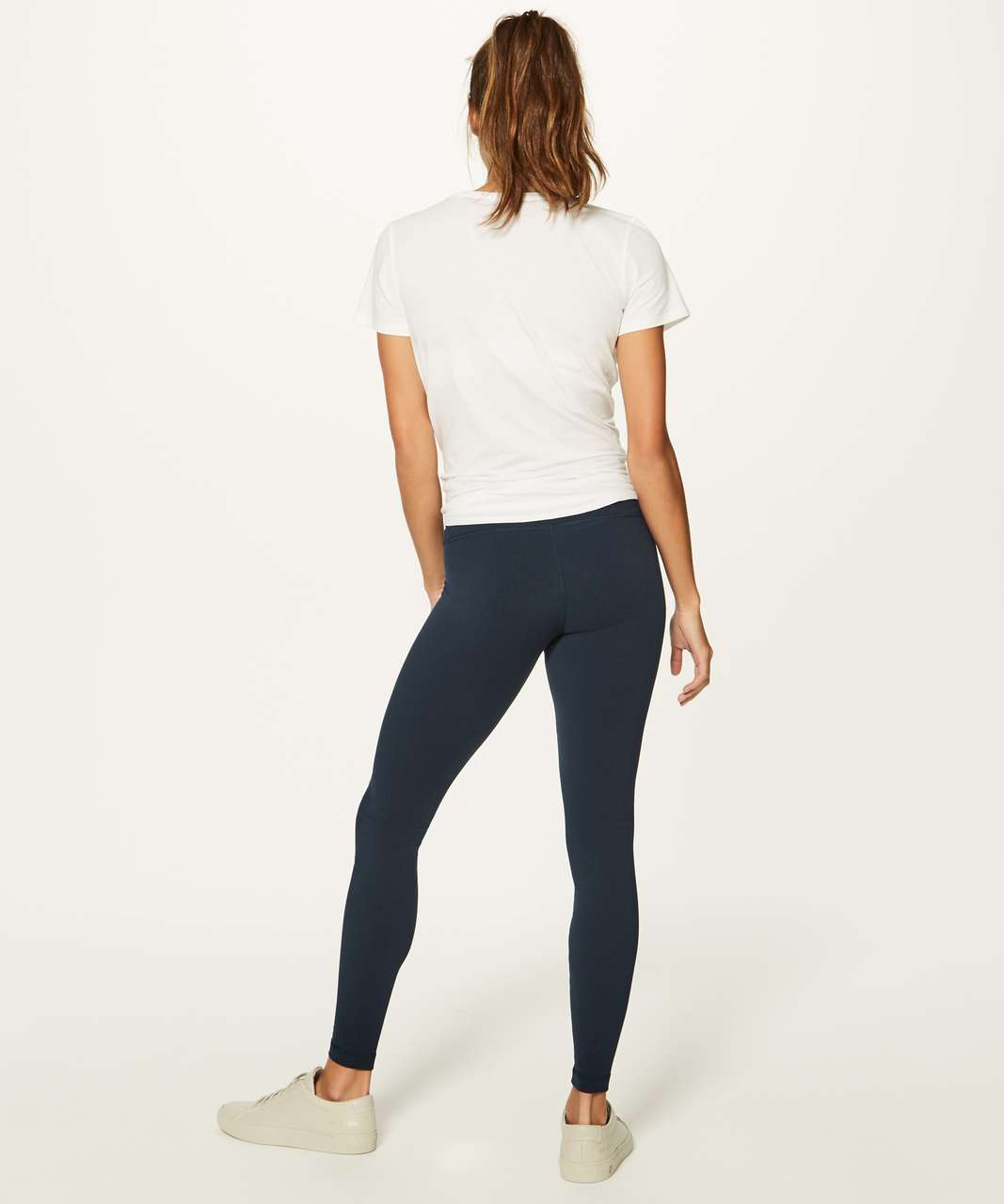 "Lululemon Wunder Under Hi-Rise Tight (Full-On Luon 28"") - Nocturnal Teal"