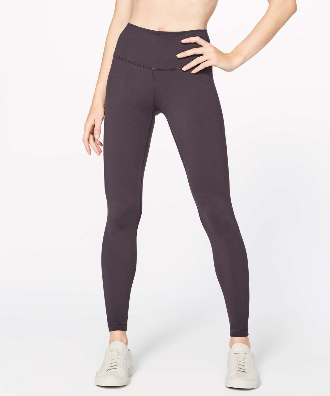 "Lululemon Wunder Under Hi-Rise Tight (Full-On Luon 28"") - Pelt"