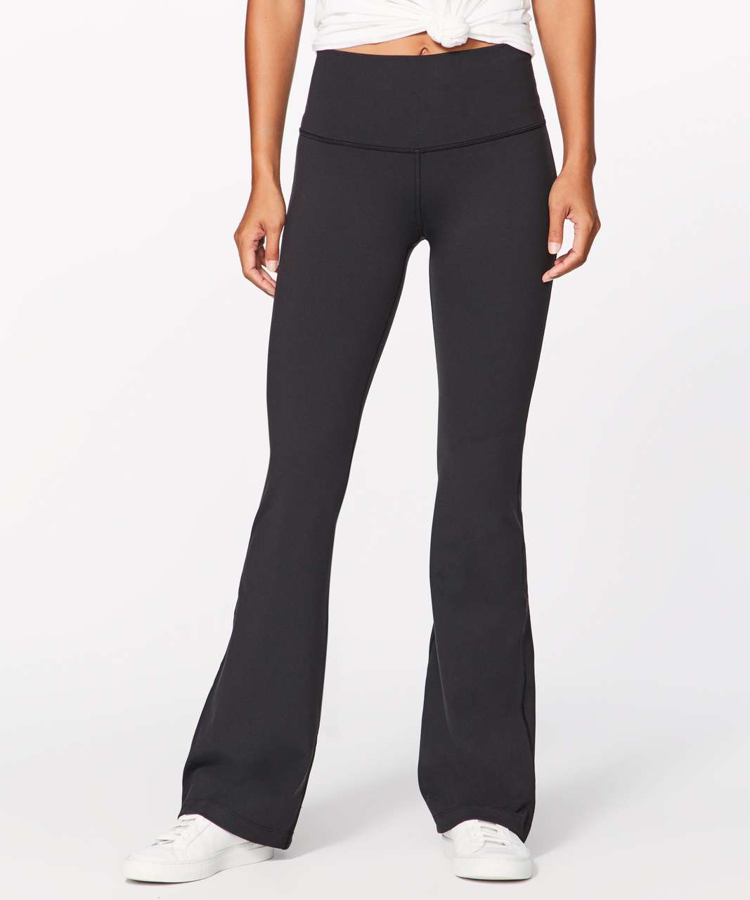 "Lululemon Throw Back Pant *32.5"" - Black"