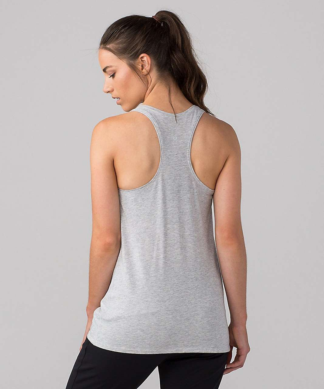 Lululemon Love Tank *Solidarité - Heathered Vapor