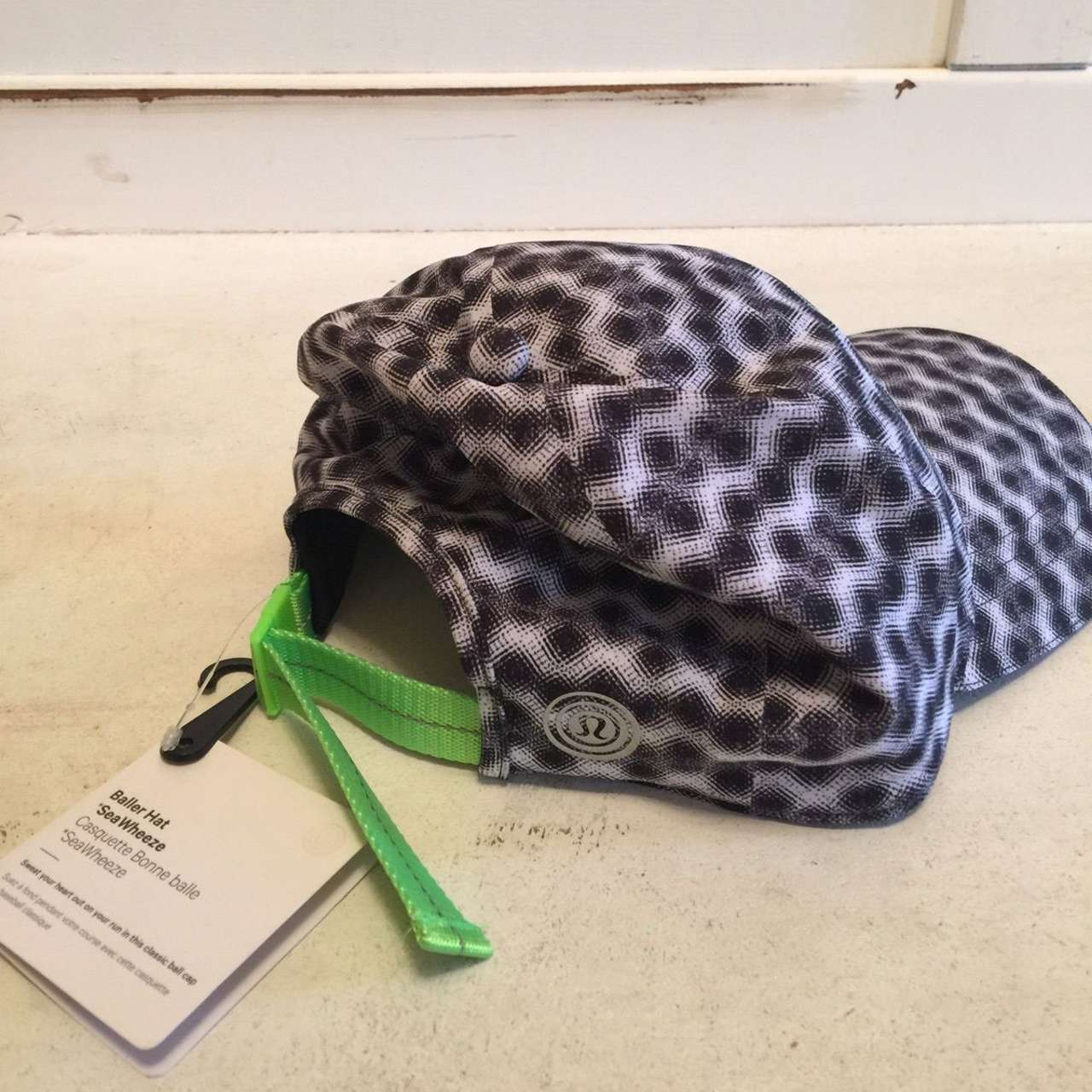 Lululemon Baller Hat *SW - 2017 Seawheeze - DITW / Zippy Green