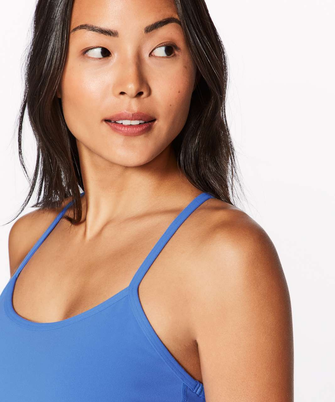 Lululemon Power Y Tank (Luon) - Pool Party