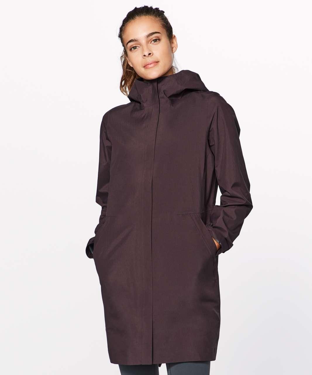 Lululemon Rain Haven Jacket - Pelt