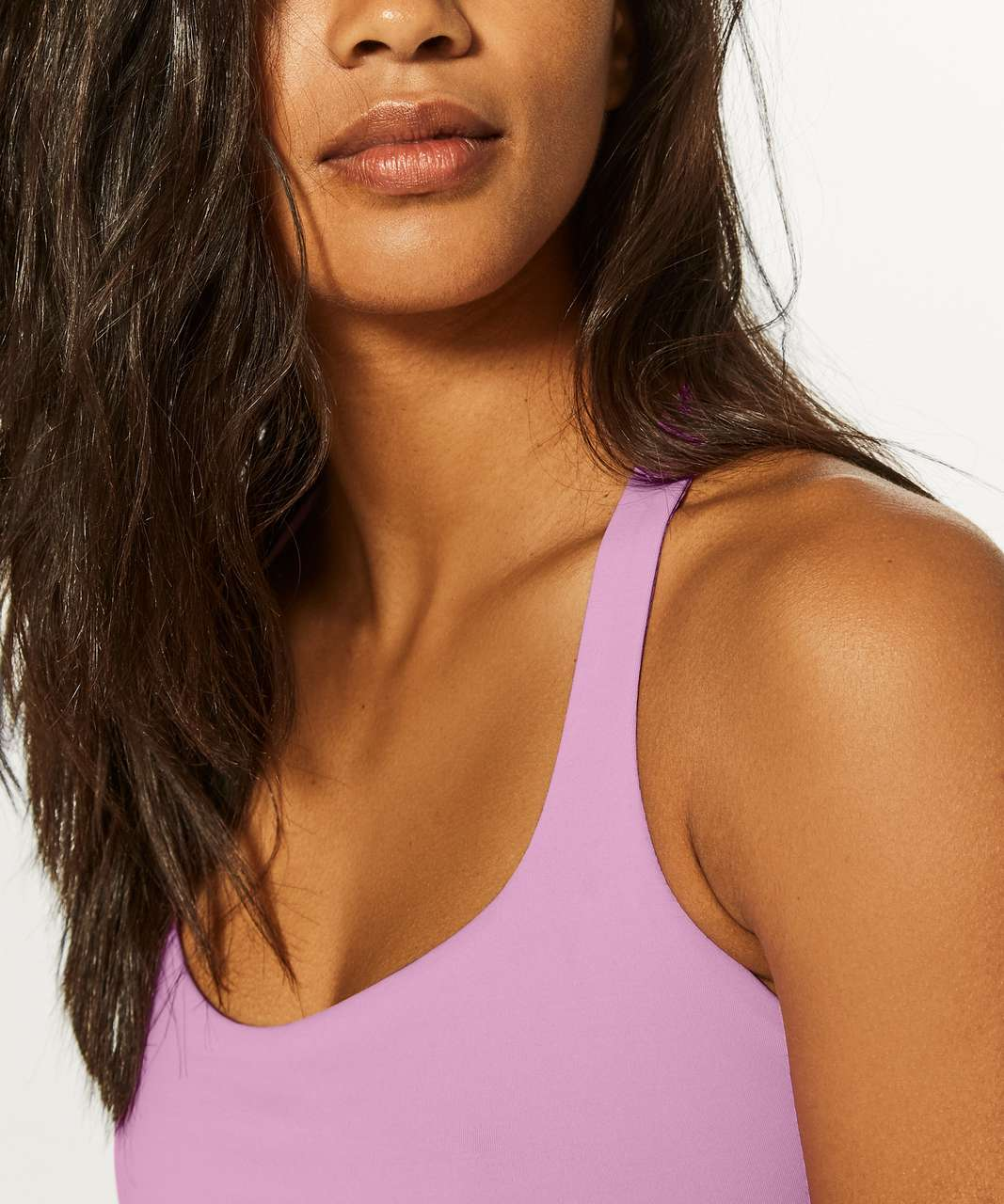 Lululemon Free To Be Bra (Wild) - Candy Pink