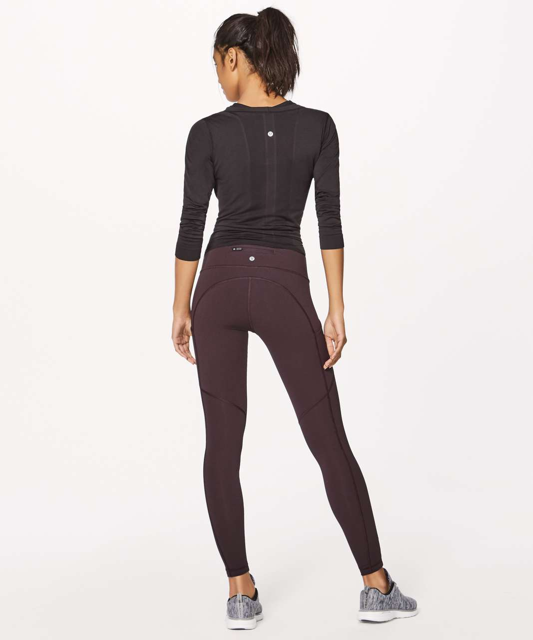 "Lululemon Speed Tight V (29"") - Pelt"