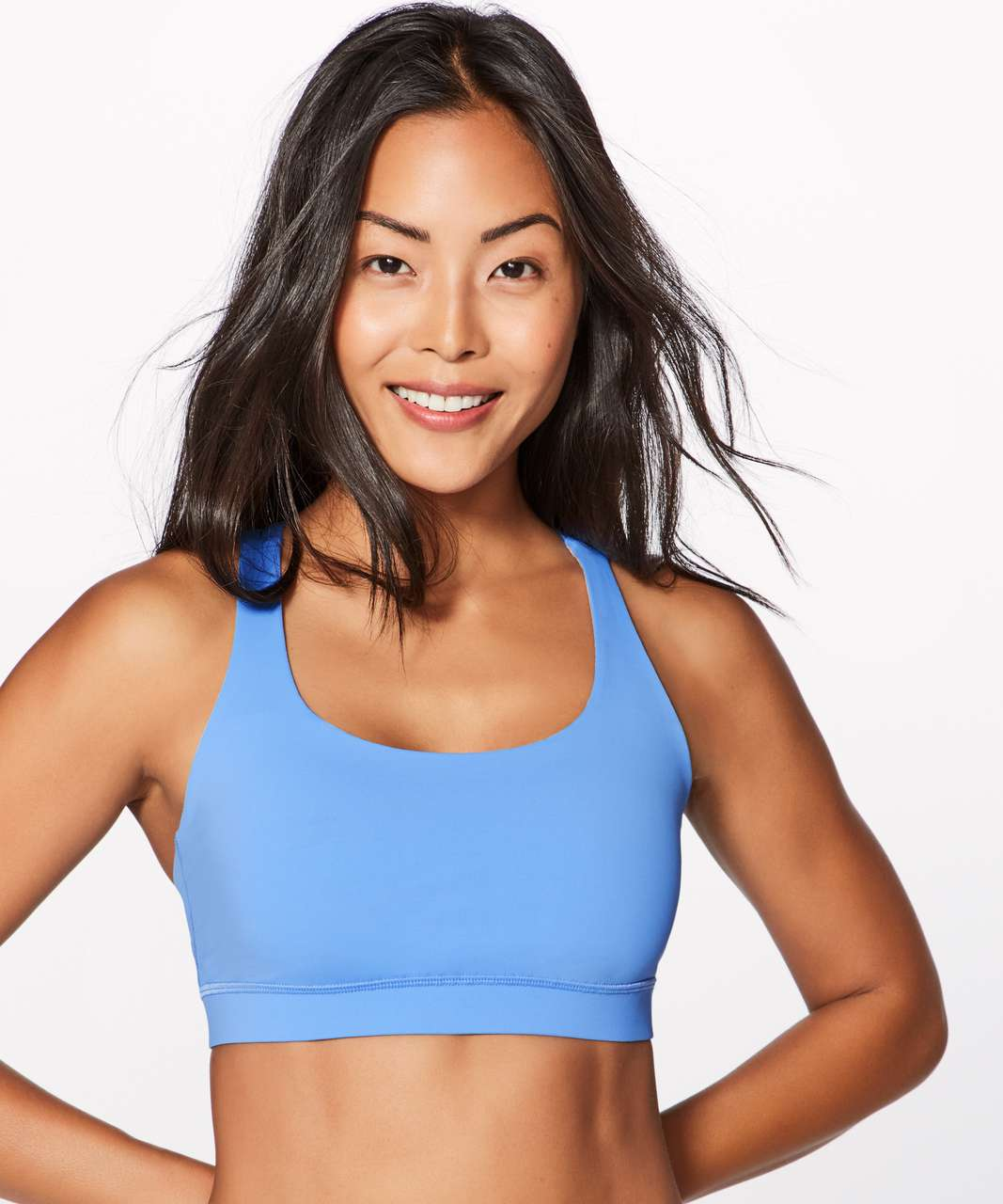 Lululemon Energy Bra - Aero Blue